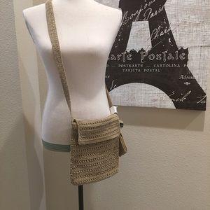 Handbags - 👜👛Boho Crossbody spring/summer bag NWOT